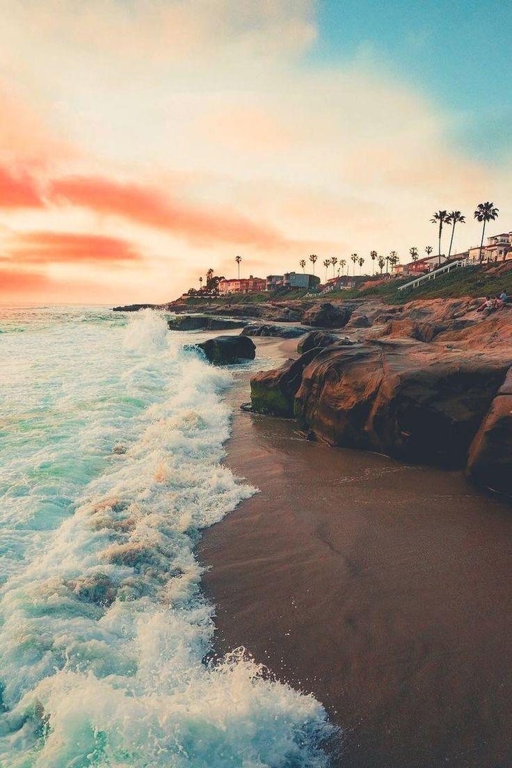 25 + › Am Strand In der Nähe des Meeres Was für ein wunderbarer Ort. Pinterest // Wishbone Be …
