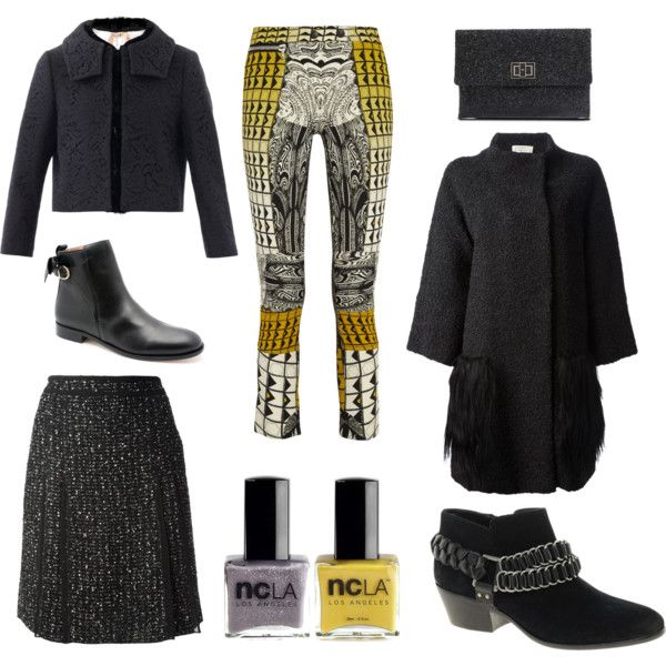 """Time for some boots"" by stockholmmarket on Polyvore"