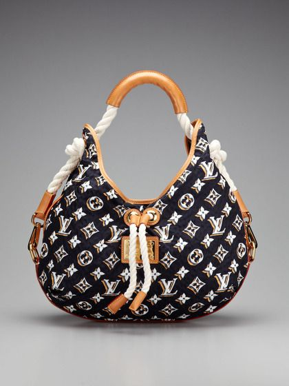 Louis Vuitton Limited Edition Rope Shoulder Bag by Louis Vuitton - so unusual, so cool, so summery!