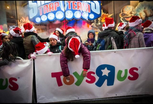 Toys 'R' Us Hires New CEO With A Rich IPO Resume In David Brandon