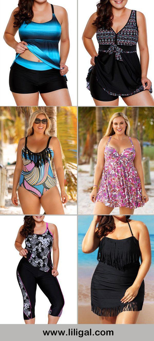 trendy plus size swimsuits 725e1c05c6