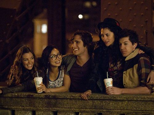 Underemployed, an actual good show put out by MTV. I highly recommend it!