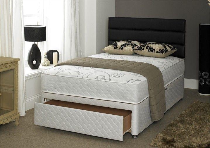 Vitality 1500 Pocket Memory 5ft King Size Divan Bed