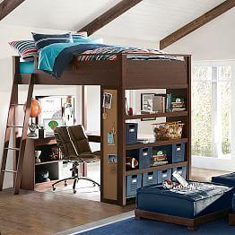 Bunk Beds & Loft Beds | PBteen