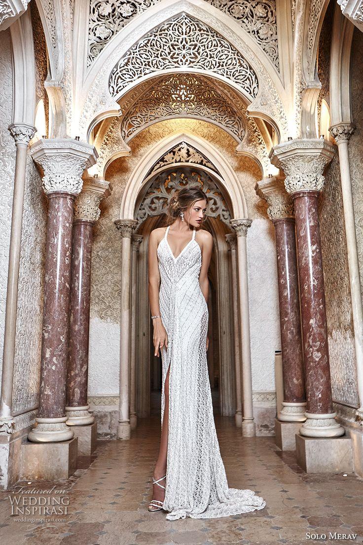 Beautiful Solo Merav Wedding Dresses u ucGames of Lace ud Bridal Collection