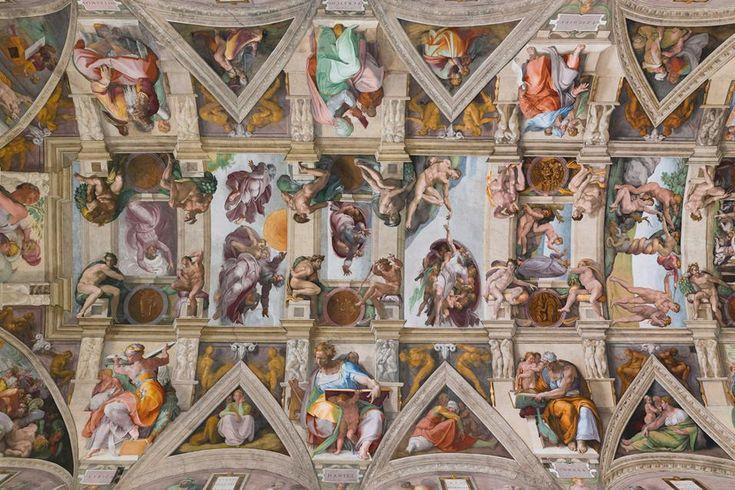 A 20 anni dal celebre restauro dei dipinti rinascimentali, i Musei Vaticani presentano il nuovo sistema di illuminazione - a cura di Osram - e di Condizionamento, che rendono ancora più spettacolare la visita ai capolavori.