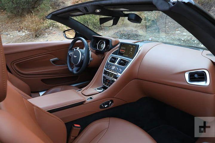 2019 Aston Martin Db11 Volante Carros