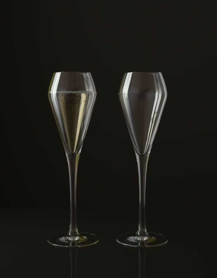 Happy New Year 2018!  Free champagne for everybody. Get you free 3D model of a glass champagne!  www.CG-Moa.com now gives away a 100% free 3D model of a glass champagne. Instantly usable for Cinema 4D (standard render) and ARNOLD render for C4D (C4DtoA) and as Wavefront object (.obj). You may use this photorealistic 3D model for all your commercially and non commercially render projects!