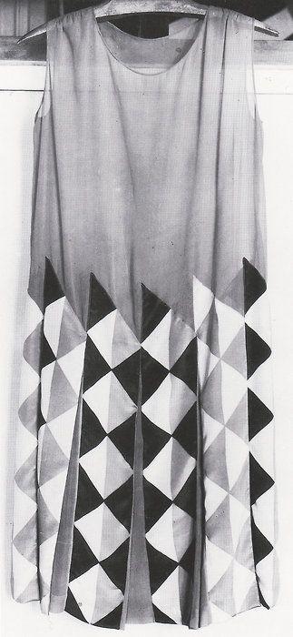Sonia Delaunay: Sonia Delaunay, Fashion, Geometric Prints, Pattern, Style, Delaunay Dresses, Delaunay 1920, 1920S, Soniadelaunay