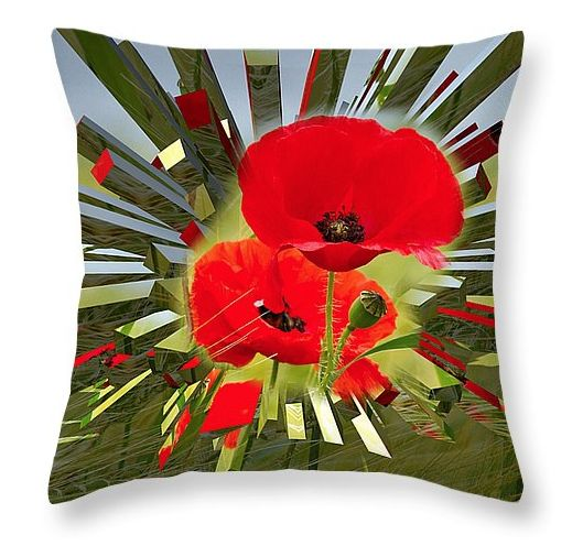As Anzac Day approaches for New Zealand and Australia I started looking at some Red Poppy images (In memory of the Gallipoli conflict in1915.) I've added a digital explosion to enhance the 100 year old memory.