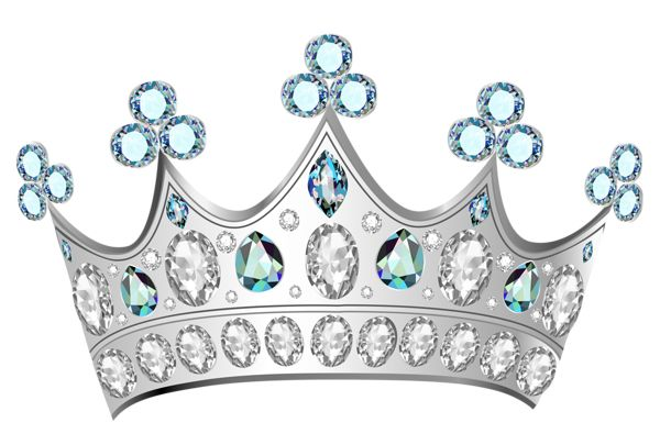 Diamond Crown PNG Clipart Picture