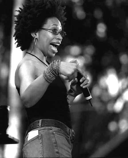 Rachelle Ferrell @ All About Jazz