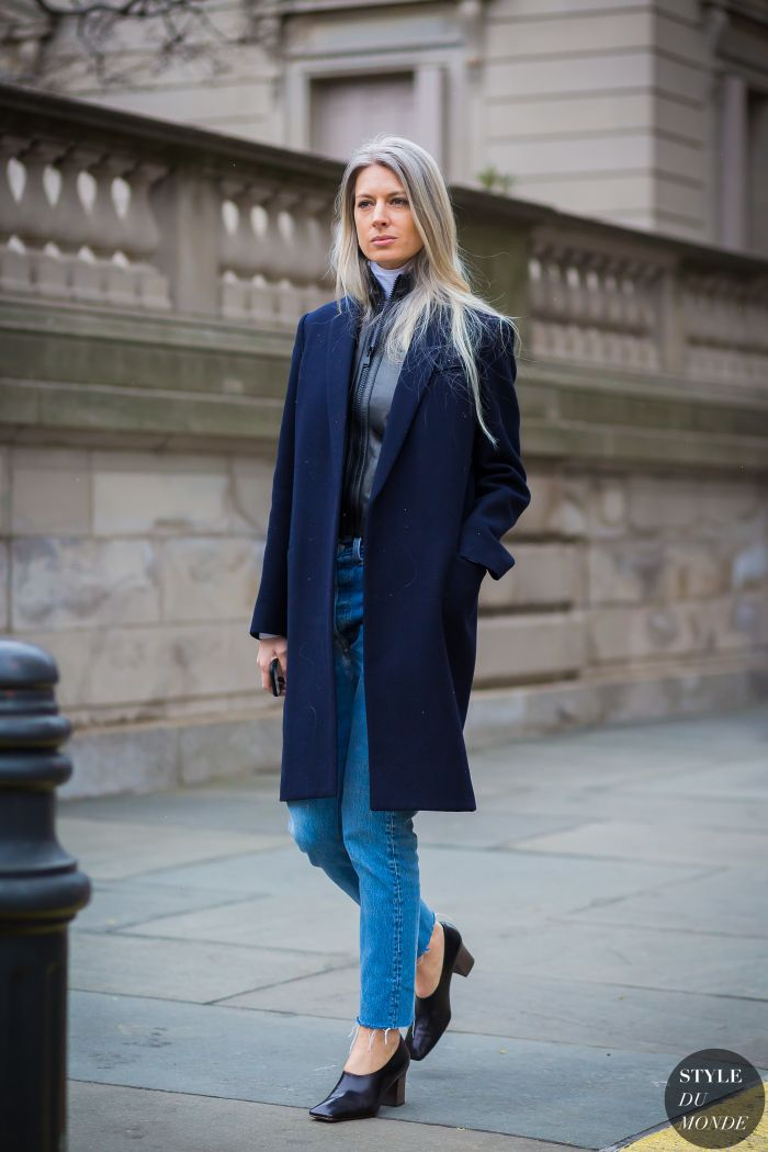 How to Get A Minimalist Street Style with Sarah Harris
