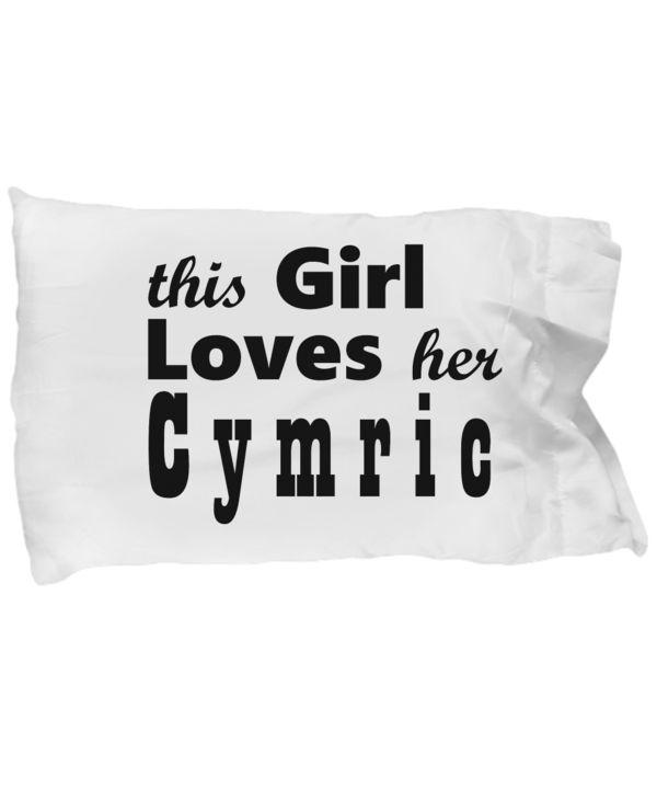 Cymric - Pillow Case