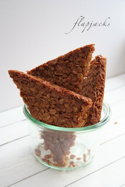 In the UK and Ireland, a flapjack is a sweet tray-baked oat bar made with oats, butter, brown sugar and golden syrup.