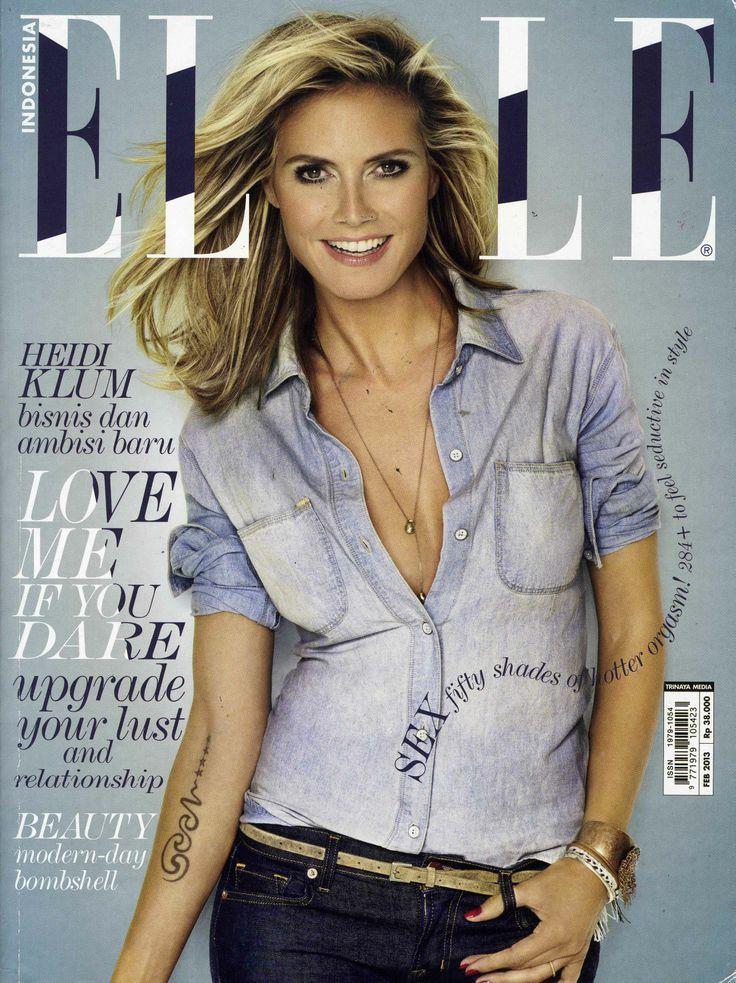 Elle Indonesia - February 2013