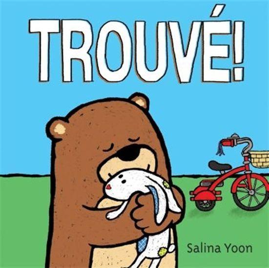 Lorsque Gaston l'ourson trouve un lapin en peluche dans la forêt, il s'inquiéte. Après tout, le lapin doit se sentir seul et il souhaite sûrement retrouver son propriétaire et sa maison. Gaston l'ourson fait tout son possible pour l'aider et il commence à s'attacher à son nouvel ami. Qu'arrivera-t-il s'il croise son propriétaire? Était-il destiné à trouver ce lapin? L'auteure et illustratrice Salina Yoon propose une charmante histoire célébrant l'amour et l'amitié sous toutes leurs formes…