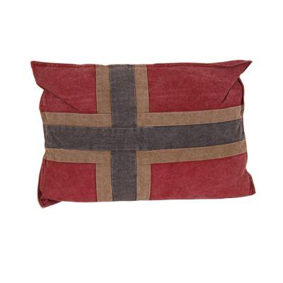Lies-Sign Kussen Norway Flag