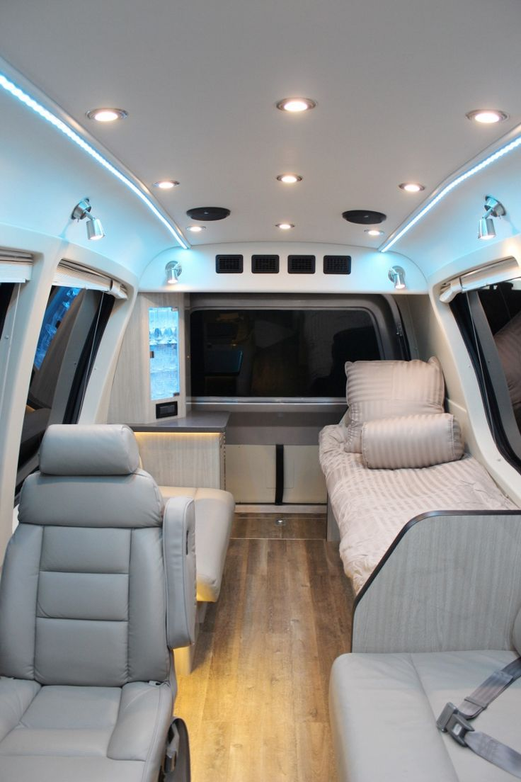 Luxury Mauck2 Mercedes Sprinter For Sale | Van | Pinterest ...