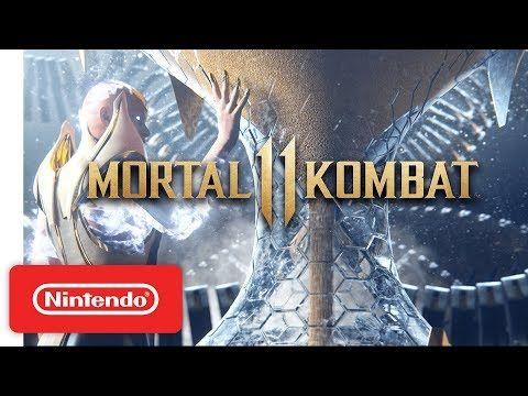 Mortal Kombat 11 Trailer - Nintendo Switch Mortal Kombat is