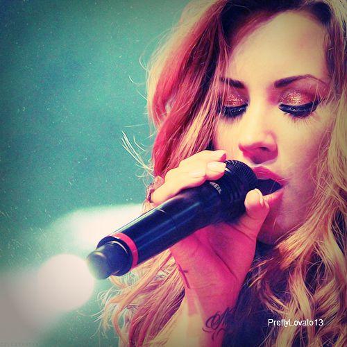 Number 3: Demi Lovato (2012)