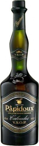 Den Calvados von Papidoux finden Sie in der 700 ml. Flasche hier bei uns im mehrfach ausgezeichneten Spirituosen-Onlineshop zum absoluten Spitzenpreis !!