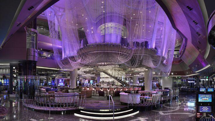Las Vegas Lounge The Chandelier The Cosmopolitan In