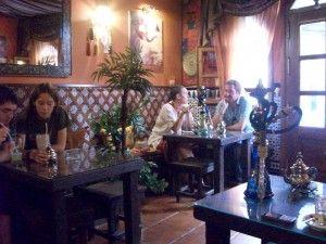Teteria in Granada