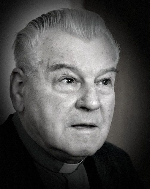 Rev. JERZY SZLĘZAK CM (1935-2015), Province of Poland; died Tuesday, March 10, 2015 in the hospital in Warsaw, Poland. #RIP