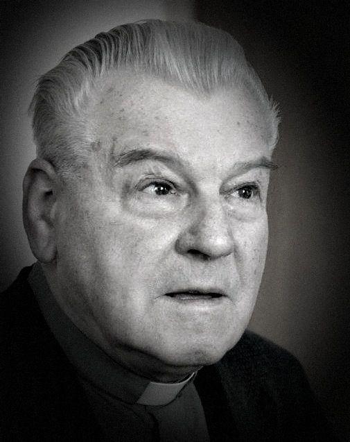 Rev. JERZY SZLĘZAK CM (1935-2015), Province of Poland; died Tuesday, March 10, 2015 in the hospital in Warsaw, Poland. #RIP