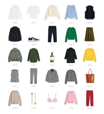 FIRST LOOK: H&M's New Brand Arket | British Vogue@tshirtzoon
