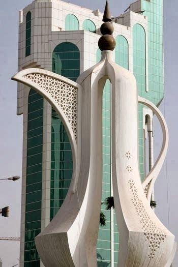 ArchiTEAtecture - Doha, Qatar