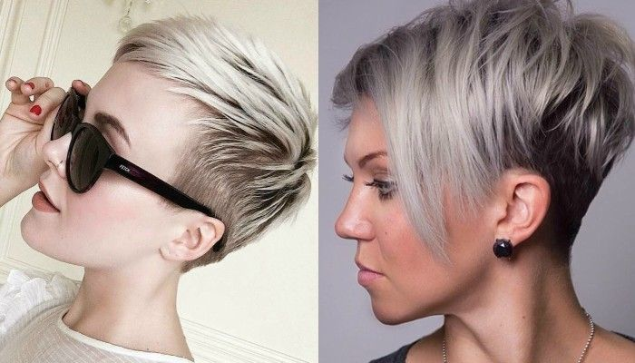 Gillar du korta frisyrer? Då måste du se det här säkert!