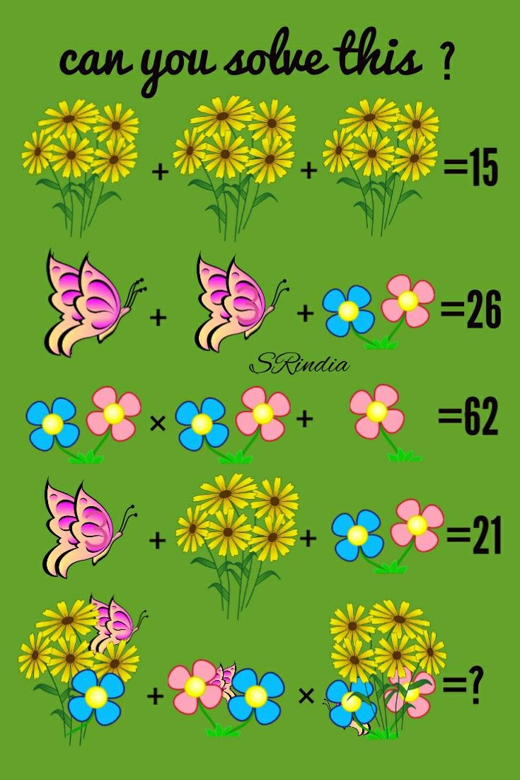 Pin By Katarzyna Pilczuk On Testy Iq Maths Puzzles Mind Puzzles Picture Puzzles