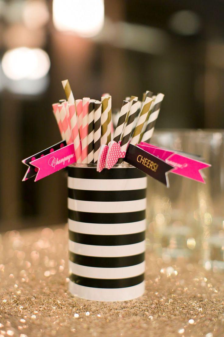 A Divine Affair Kate Spade Inspired Birthday