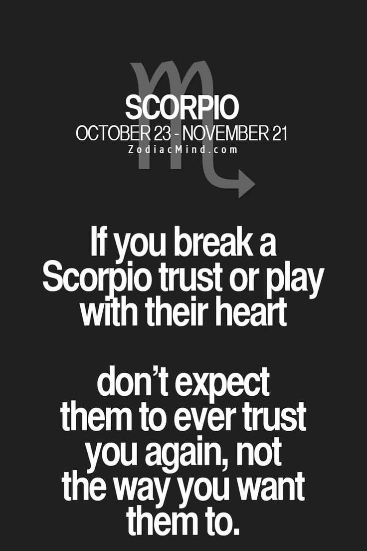 You might think I can trust you again but you just keep on thinking that...