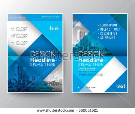 28 best Graphic design template images on Pinterest Image vector - free annual report templates