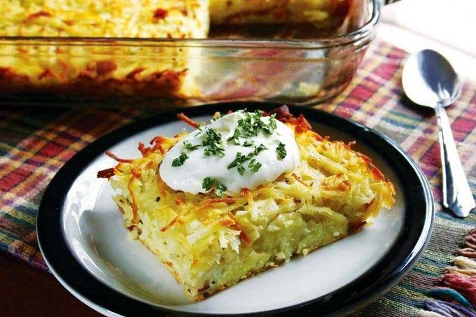 Potato Kugel Recipe