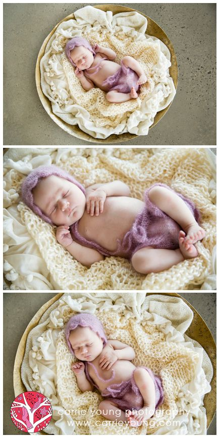 Newborn Photography - Carrie Young Photography #newborn #photography #beautiful #baby #western #australia #perth #geraldton