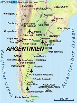 Gu Argentinien Reise. Befindet sich die finden Sie in unserem gu von Argentinien: Orte zu besuchen, Gastronom, Parteien... #Argentiniena #gugueinerReiseArgentinien #Argentinien-Informationen #guvonArgentinien