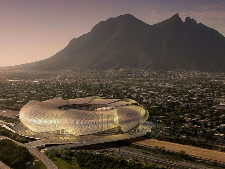 The Tigres' new stadium is so massive it might be able to host an NFL franchise.