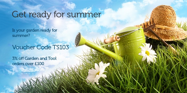 Get a special pre-summer discount in this month's newsletter.