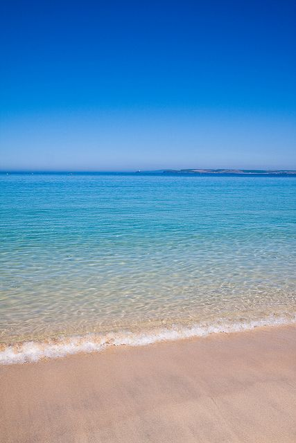 Porthminster Beach, St Ives. That's right this is in the UK!