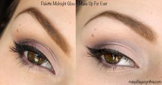 Midnight Glow Holiday de Make Up For Ever | Maquillage Cynthia