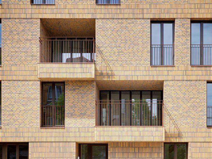 Statielei, Antwerpen - De Gouden Liniaal Architecten