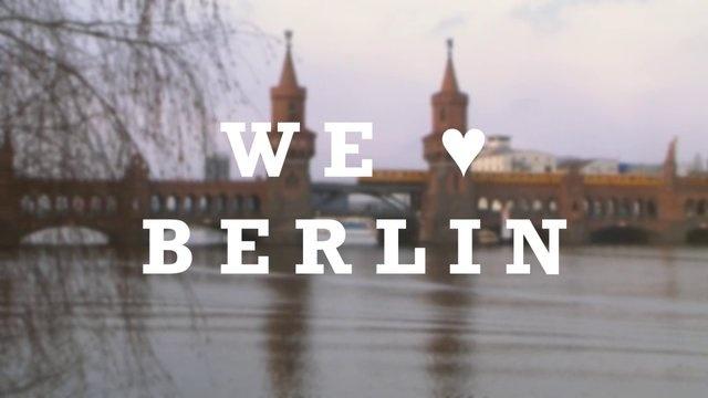 FET crew in Berlin