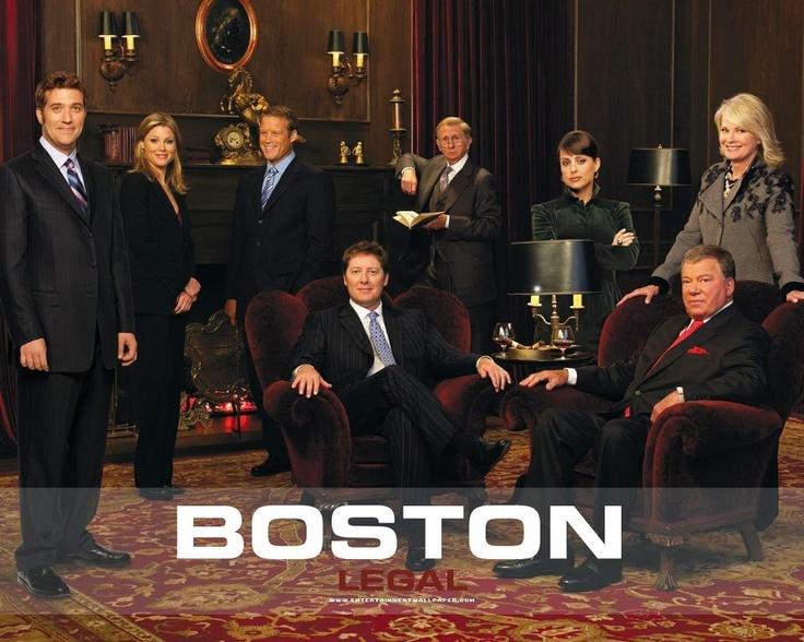"""Boston Legal"" TV show"