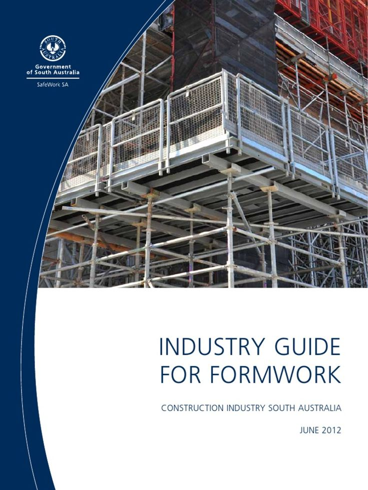 Best practices for safe and effective formwork in construction.