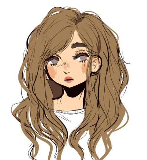 17 Best ideas about Girl Drawings on Pinterest   Pretty drawings ...