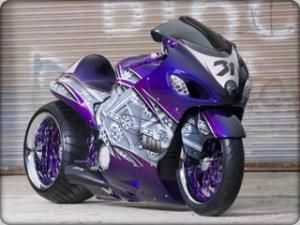 Yeye Things-eng: Custom Suzuki Hayabusa